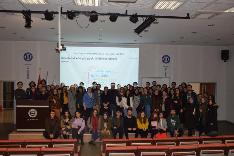 Genetik, Nörobilim Ve Medikal Teknolojileri Kulübü (genmet)-Kanserden Korunma Konferansları - 1 : Avrupa Kanser Kodu