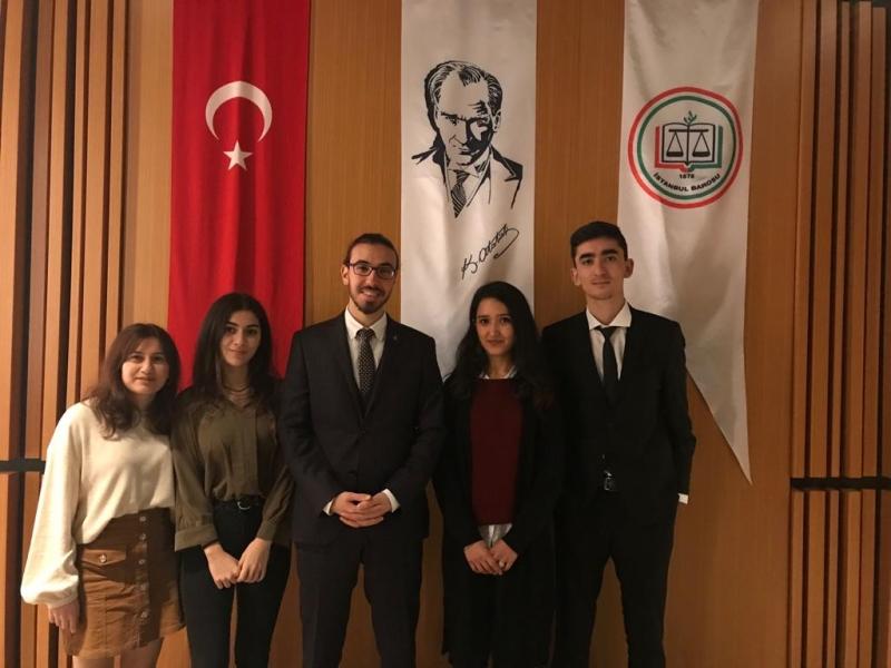 Hukuk ve Diplomasi Kulübü-Hukuk Nosyonu Okulu - Mezuniyet ve Sertifika Töreni