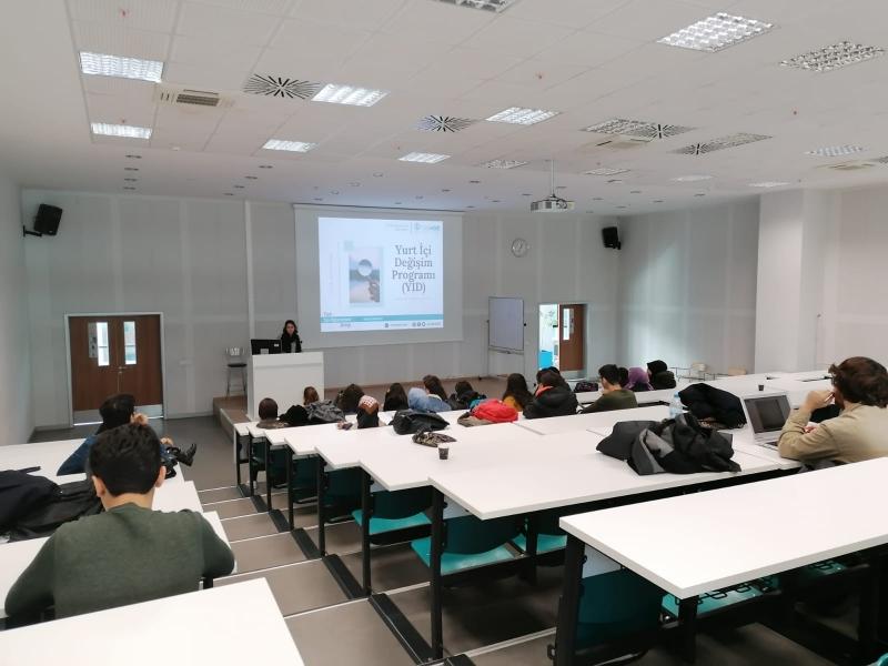 Türk Tıp Öğrencileri Birliği  (TURKMSIC)-Turkmsıc Yurtiçi Değişim Tanıtımı