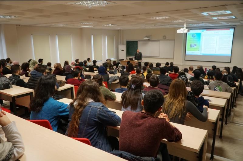 Coğrafya Kulübü-Coğrafya Konferansları Serisi 1
