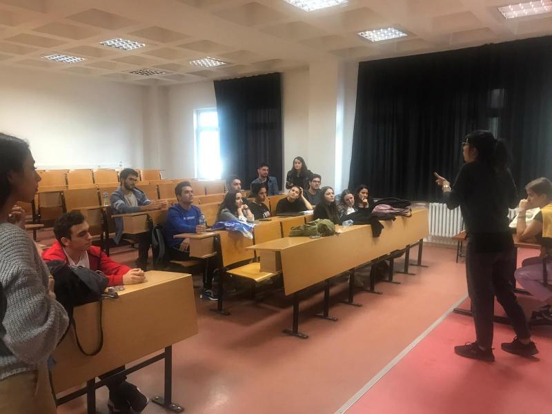 Biyolojik Bilimler Kulübü-2019/2020 öğrenim Yılı Güz Dönemi Tanışma Toplantısı