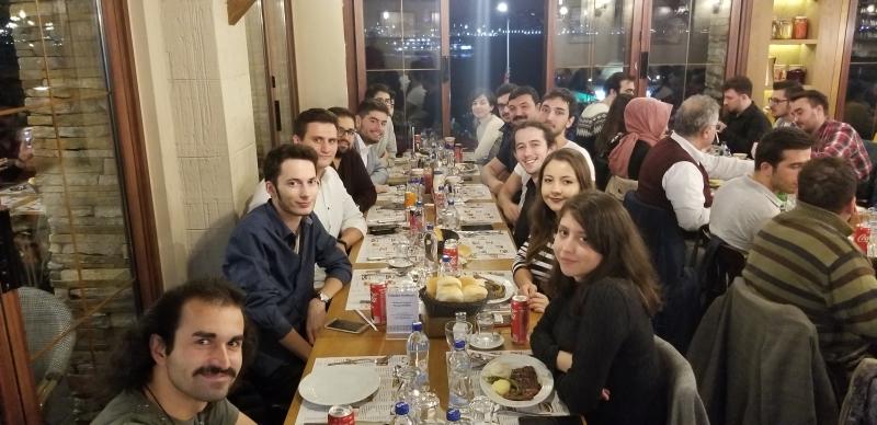 Metalurji Ve Malzeme Mühendisliği Kulübü-Mümmes Akşam Yemeği
