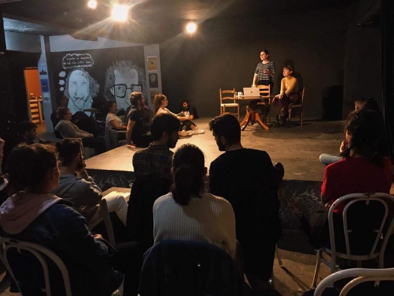 9.Köy Sanat Kulübü-9. Köy Sanat Kulübü Edebiyat Atölyesi Şiir Dinletisi
