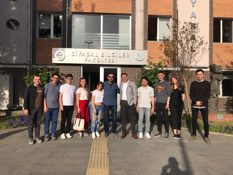 Marmara Gençlik Akademisi Kulübü-Mga Kariyer Sohbetleri 2