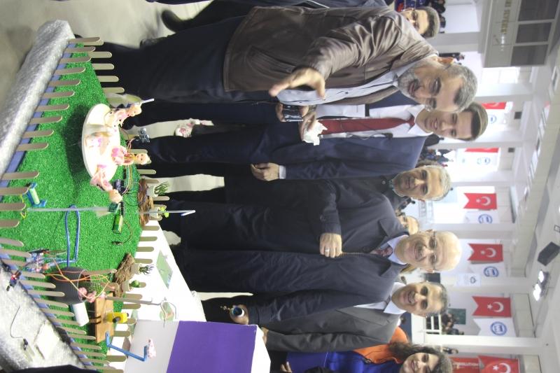 Robot Kulübü-4.marmara Üniversitesi Robot Kulübü Robot Olimpiyatları
