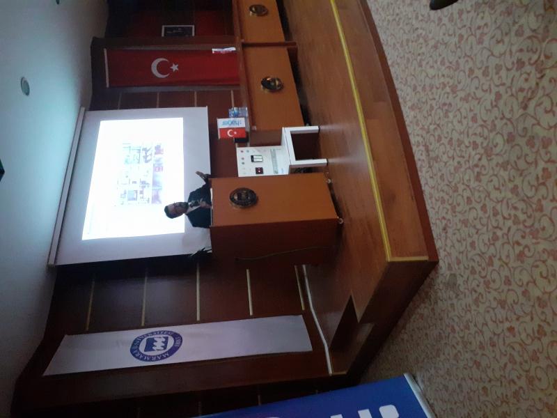 Agile Teknik Faaliyet Kulübü-Agile Teknik Faaliyet Kulübü Elektrik ve Otomasyon Semineri