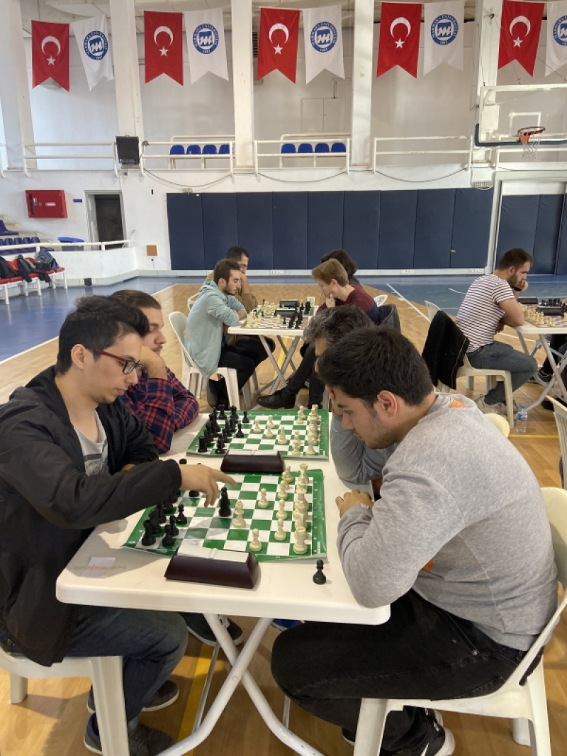 Satranç Kulübü-Marmara Üniversitesi 2019-2020 Güz Dönemi Satranç Turnuvası
