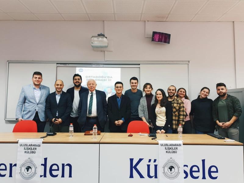 Uluslararası İlişkiler Kulübü-Ortadoğu'da Diploması 3