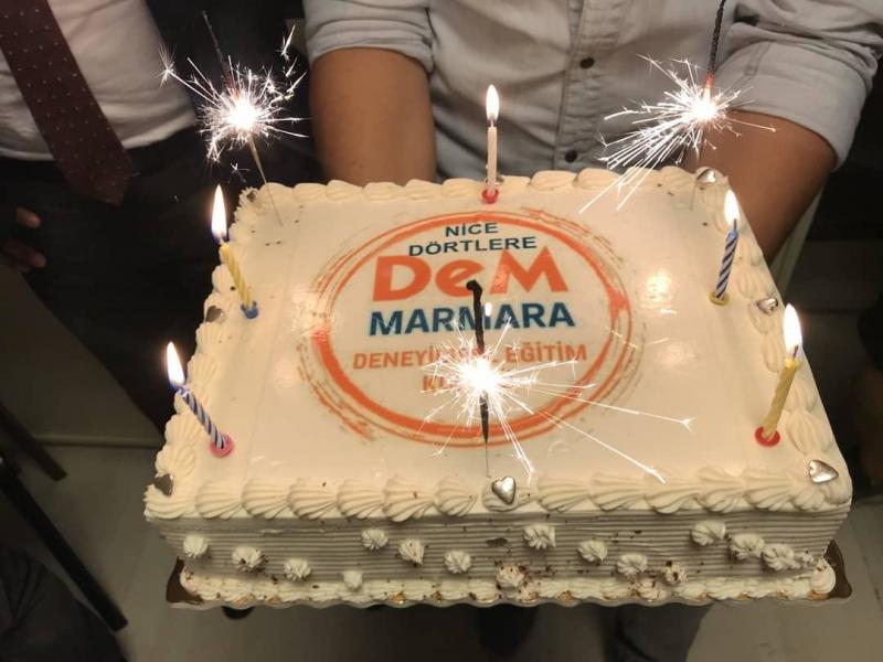 Deneyimsel Eğitim Kulübü-Dem Marmara Kulübü Yıl Dönümü Kutlaması