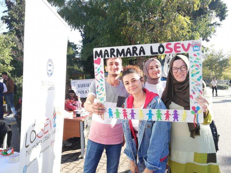 Lösev Kulübü-Marmara Lösev Tanıtım Standı
